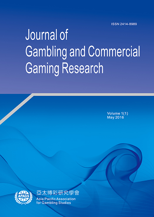 Journal of gambling why is gambling illegal in the united states